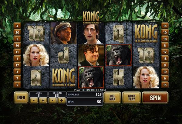 Kingkong Games Slot